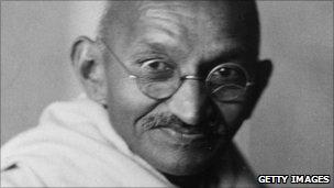 Mahatma Gandhi in 1941