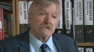 Councillor Dave Conway