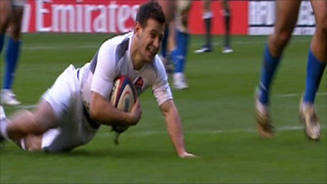 England scrum-half Danny Care