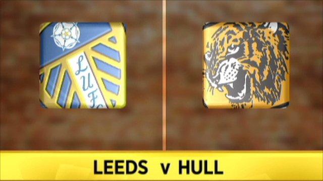 Leeds 4-1 Hull