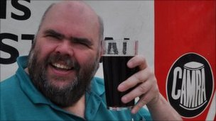 Nigel Smith, Campaign for Real Ale