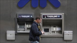 RBS ATMs