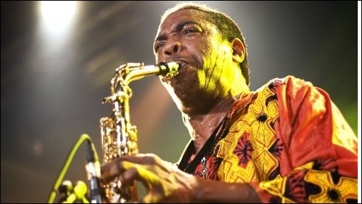 Femi Kuti, Nigerian musician and son of late Afrobeat icon Fela Kuti