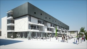Southend to get new multi-million pound public library (UK)