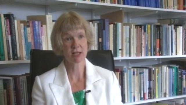 Prof April McMahon