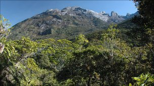 Mt Kinabalu (Credit: I-Ching Chen)