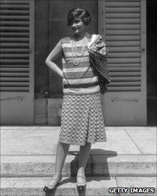 Coco Chanel in 1929