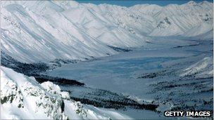 The Arctic national reserve