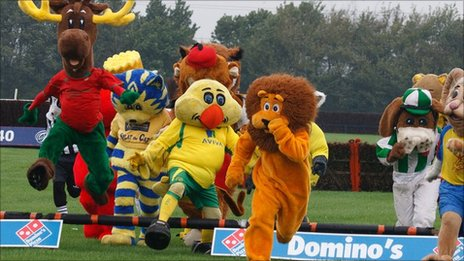 The Mascot Grand National