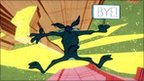 Wile E Coyote 