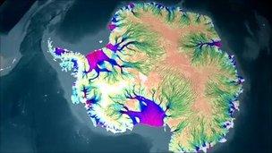 Antarctic (Nasa)