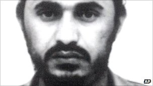 Picture believed to show Abu Musab al-Zarqawi
