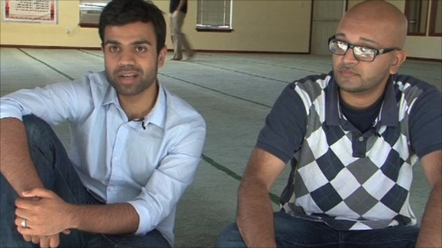 Two men travel to 30 mosques in 30 days during Ramadan