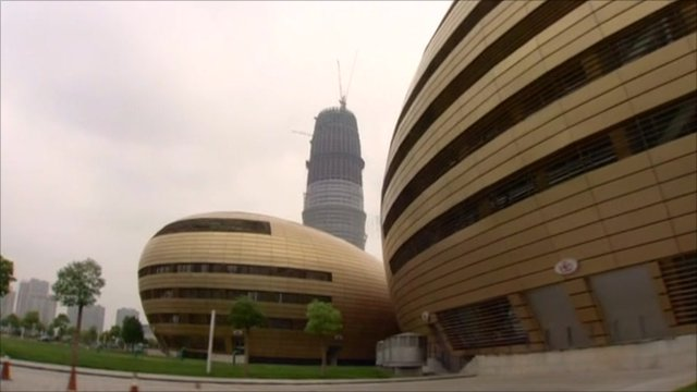 Zhengzhou's opera house