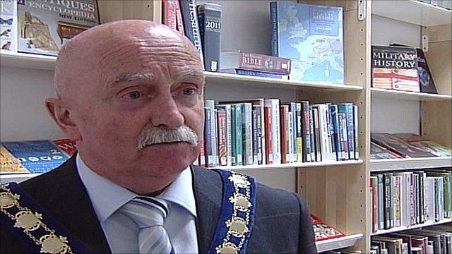 Councillor Charlie Casey