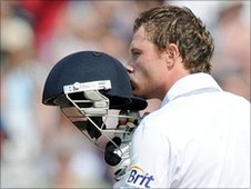 Ian Bell hit a Test-best 235