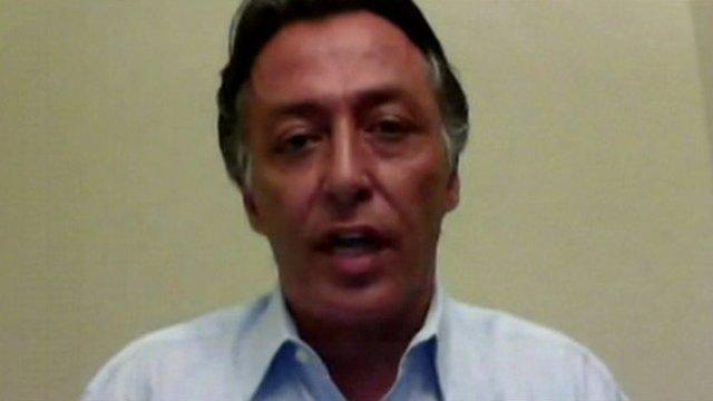 Libyan analyst Hafed Al Ghwell