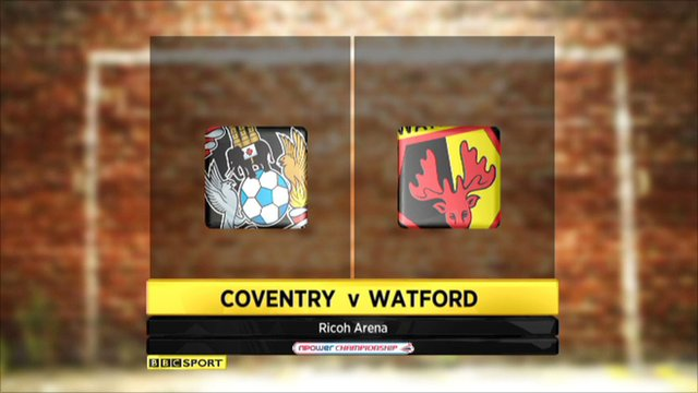 Highlights - Coventry 0-0 Watford