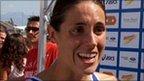 Wales' Helen Jenkins helps GB power to team triathlon gold in Switzerland