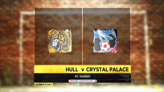 Highlights - Hull 0-1 Crystal Palace