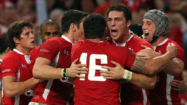 Highlights - Wales 28-13 Argentina
