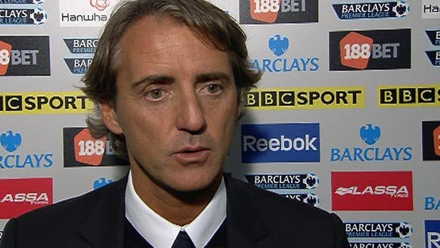 Tevez has Man City future - Roberto Mancini