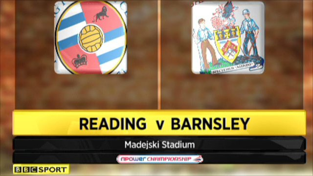 Highlights - Reading 1-2 Barnsley