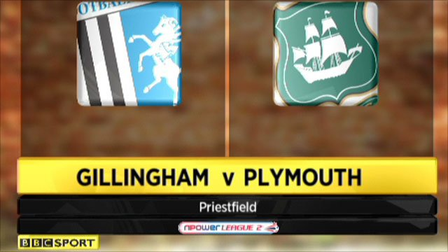 Highlights - Gillingham 3-0 Plymouth