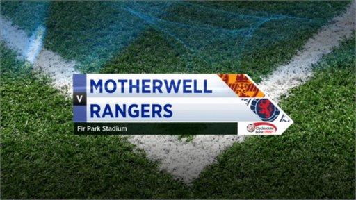 Highlights - Motherwell 0-3 Rangers