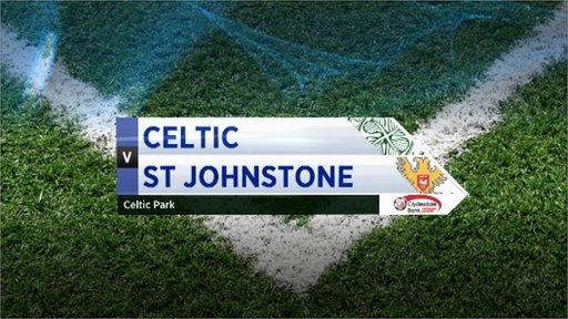 Highlights - Celtic 0-1 St Johnstone