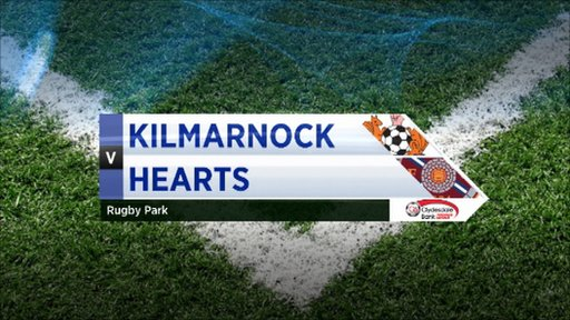 Highlights - Kilmarnock 0-0 Hearts