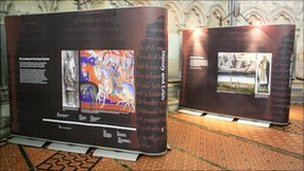 Salisbury Cathedral's Magna Carta and new exhibition