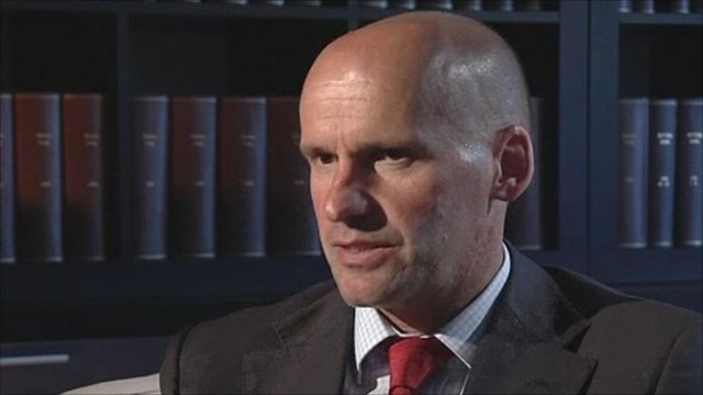 Geir Lippestad, the lawyer for Anders Behring Breivik