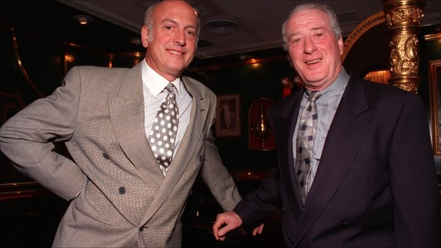 Mike Stoller and Jerry Leiber
