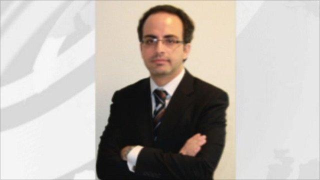 ICC Spokesman Fadi el Abdallah