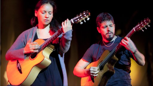 The Big Chill: Rodrigo Y Gabriela