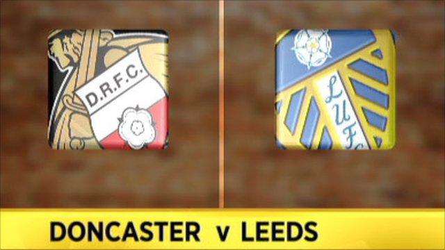 Doncaster 1-2 Leeds
