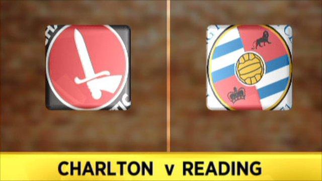 Charlton 2-1 Reading
