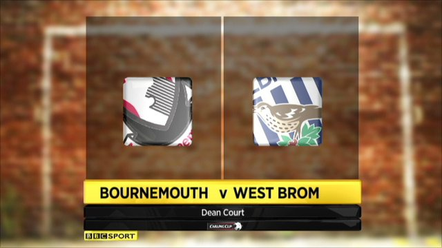 Bournemouth 1-4 West Brom