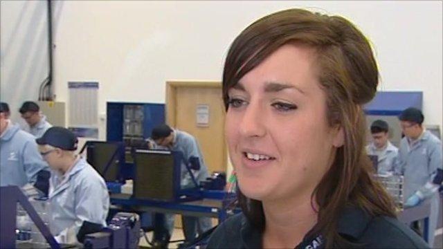 Apprentice, Beth Pickering