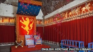 Dover Castle Great Hall