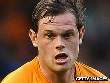Wolves defender Richard Stearman
