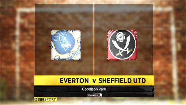 Everton 3 - 1 Sheffield Utd