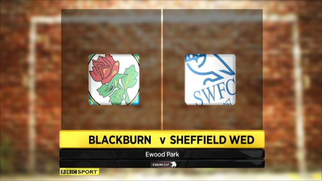 Blackburn 3 - 1 Sheffield Wed