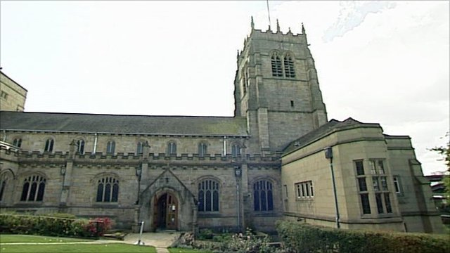 Bradford Cathedral