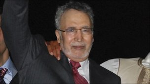 Abdelbaset Ali al-Megrahi