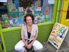 The playful toy shop in Bristol