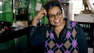 Jackie Kay's novel won the Scottish Book of the Year award