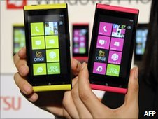 Windows Phone IS12T