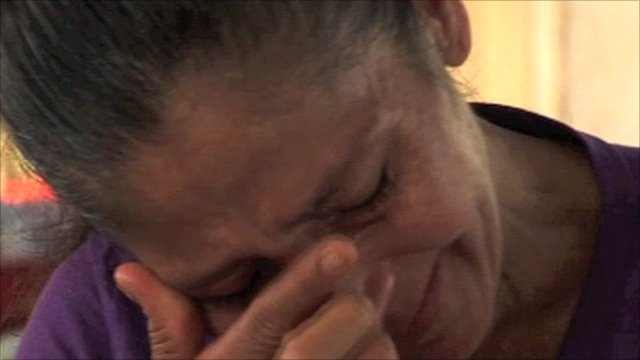Families of victims of Colombia's civil war